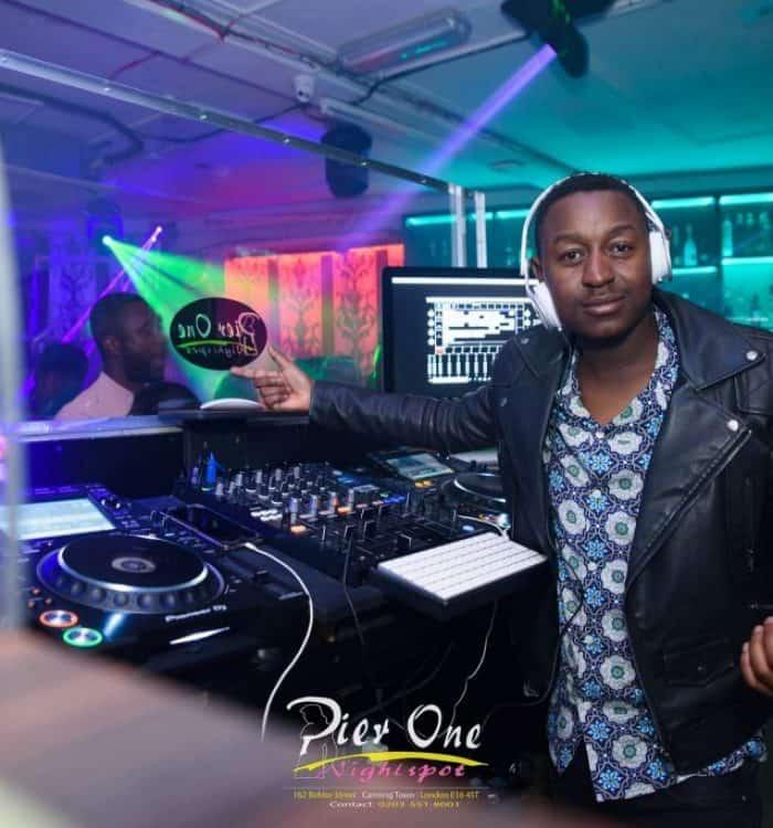 DJ Robert K